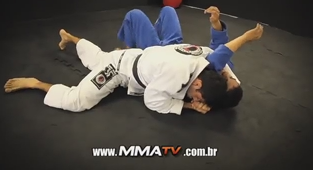 Ataque lateral partindo do 100kg e indo pro Kata Gatame