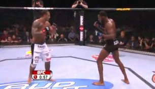 Luta Jon Jones vs Andre Gusmão UFC 87, vídeo
