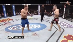 Junior dos Santos vs Cain Velasquez 2