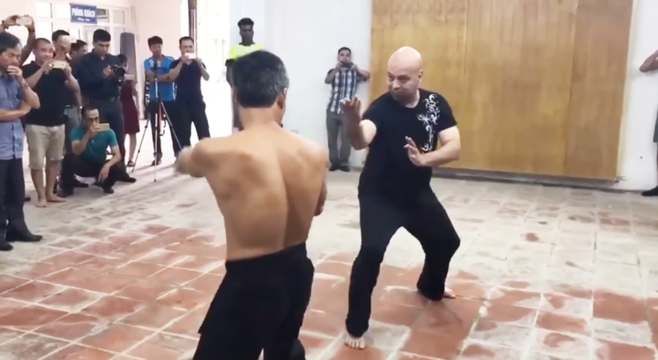 Wing Chun vs Karate