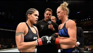 Amanda Nunes x Holly Holm